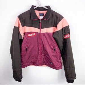 Patagonia Clif Bar Collab Zip Up Jacket
